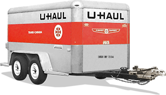 5′ x 10′ Enclosed Trailers