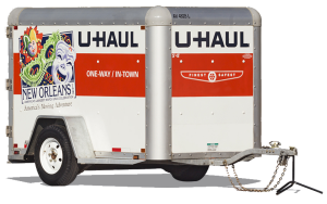 5′ x 8′ Enclosed Trailers