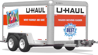 6′ x 12′ Enclosed Trailers
