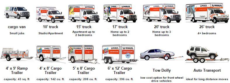 uhaul-trucks-and-trailers[1] | Port Colborne Storage